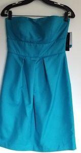 Jenny Yoo Blue Dress Size 6